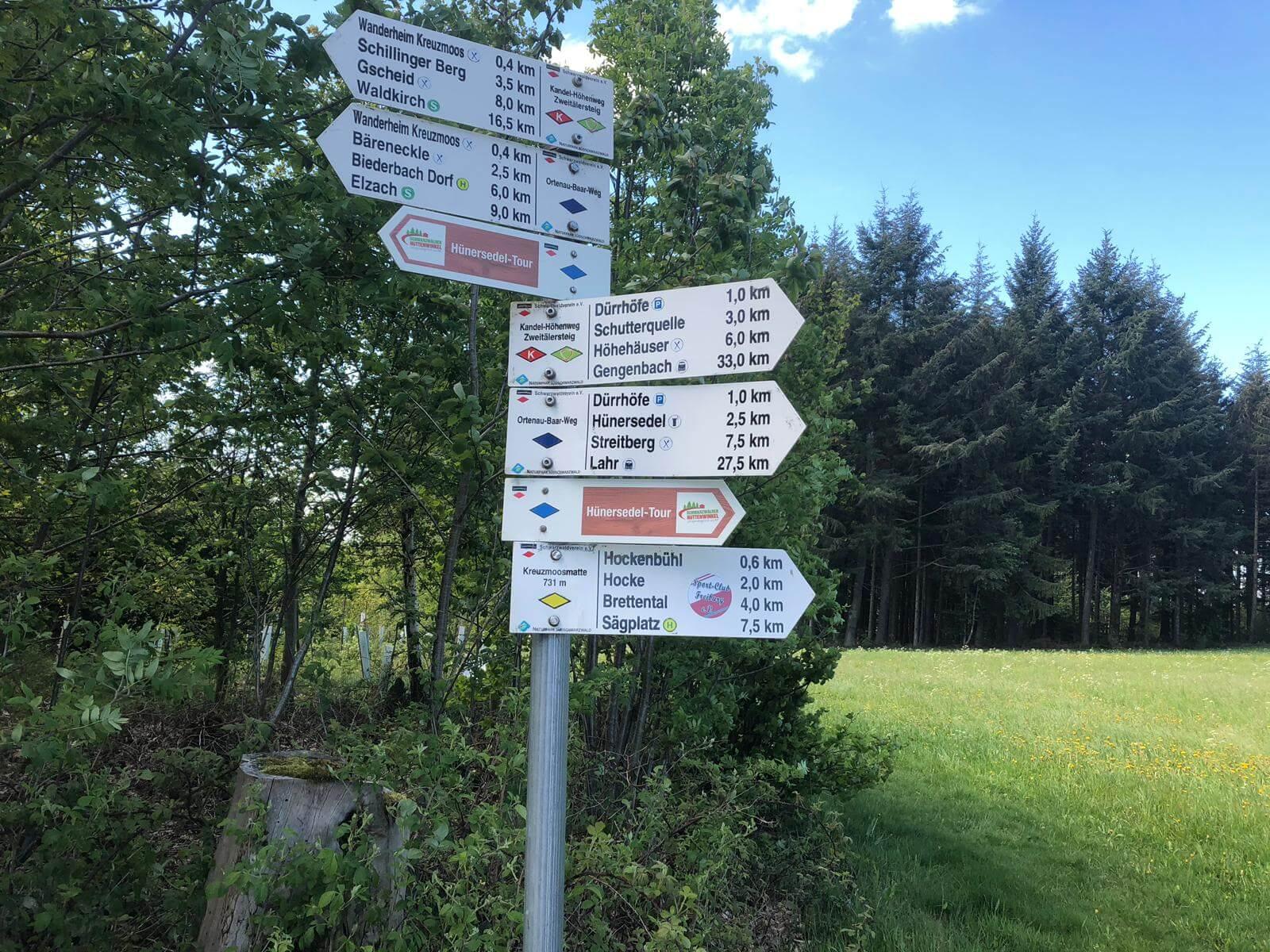 Wandern-Schwarzwald-Schuttertal-Hotel-Pension-Schmieders Ochsen